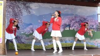 仙台ご当地アイドル・みちのく仙台ORI☆姫隊Live 日時:2013年04月28日 1...