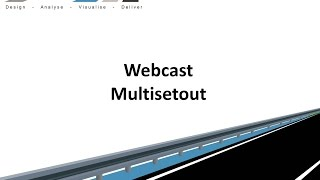 Civil Site Design - Webcast - Multisetout
