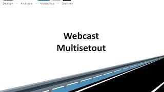 Civil Site Design - Webcast - Multisetout
