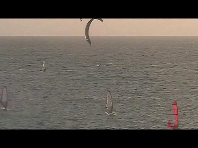 Kiteparadies und Surfparadies Makkum