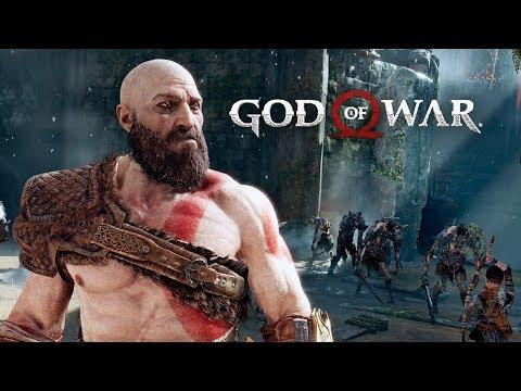 GOD OF WAR - #2: Difícil da Maneira Certa! (PS4 Pro)