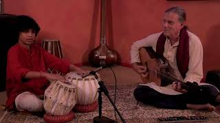 Cadencia for guitar & tabla