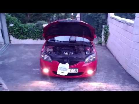 Comming/leaving home Mazda 3