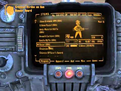 Fallout New Vegas GRA |