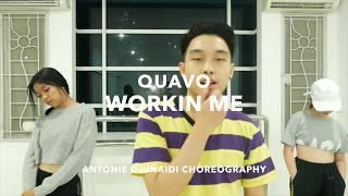 Quavo - Workin Me Dance Choreography Dance Video