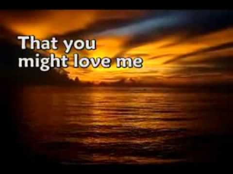 Take my hand for a while with lyrics - Glenn Campbell