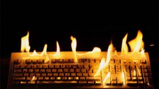 Roaring Dreg  - Burning Keyboard