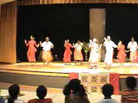 Tamil dance - Maja 'chellame chellame'