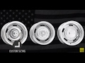 Wheel Vintiques Chevy Rallye Wheels Classic Rims