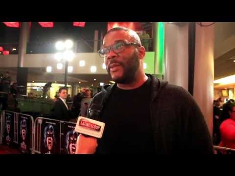 TYLER PERRY'S BOO! A MADEA HALLOWEEN / Red Carpet Coverage