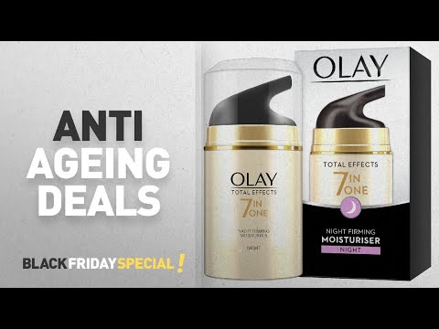 Anti Ageing Products Black Friday Sale   Amazon UK Black Friday Deals