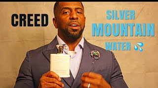 Review of Creed Silver Mountain Water