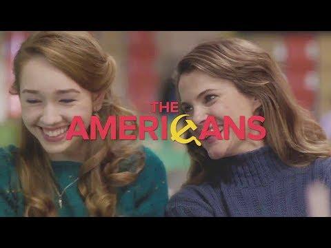 Zawód: Amerykanin: sezon 5 - If The Americans Was A Sitcom… - promo