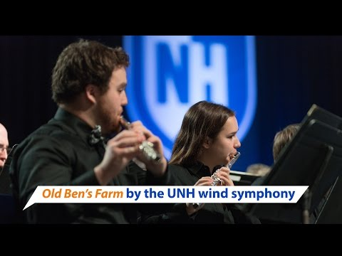 Old Ben's Farm Performed at UNH