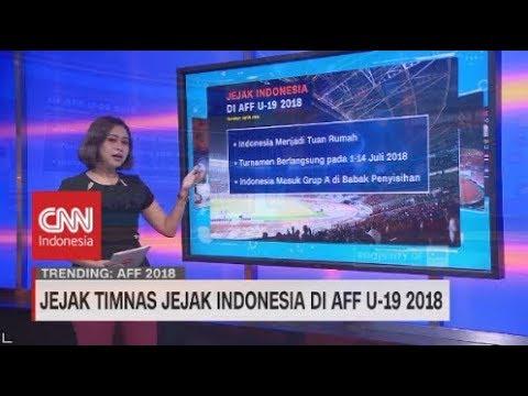 Jejak Timnas Indonesia di AFF U-19 2018