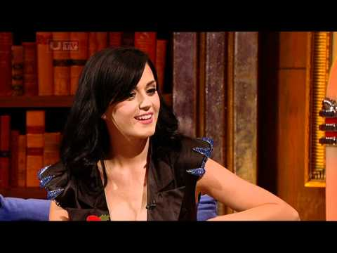 Katy Perry Interview at Paul O Grady