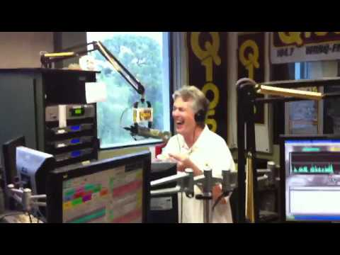 Blue Bell Ice Cream's Holiday Favorites on Tampa Bay's Q105