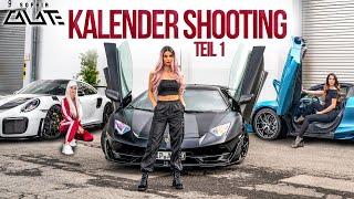 Sophia Calate KALENDER 2020 Shooting | Behind the Scenes 1/2