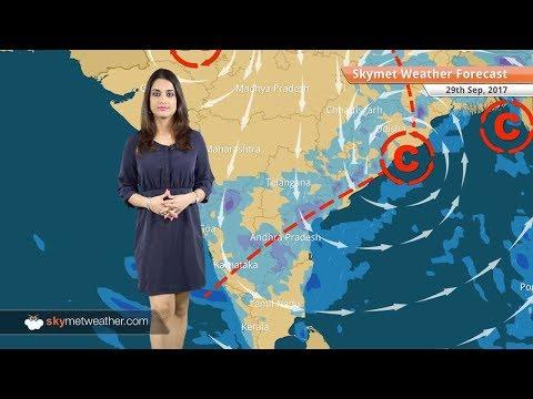 Weather Forecast for Sep 29: Dry weather in Delhi, Mumbai; Rain in Hyderabad, Bengaluru, Chennai
