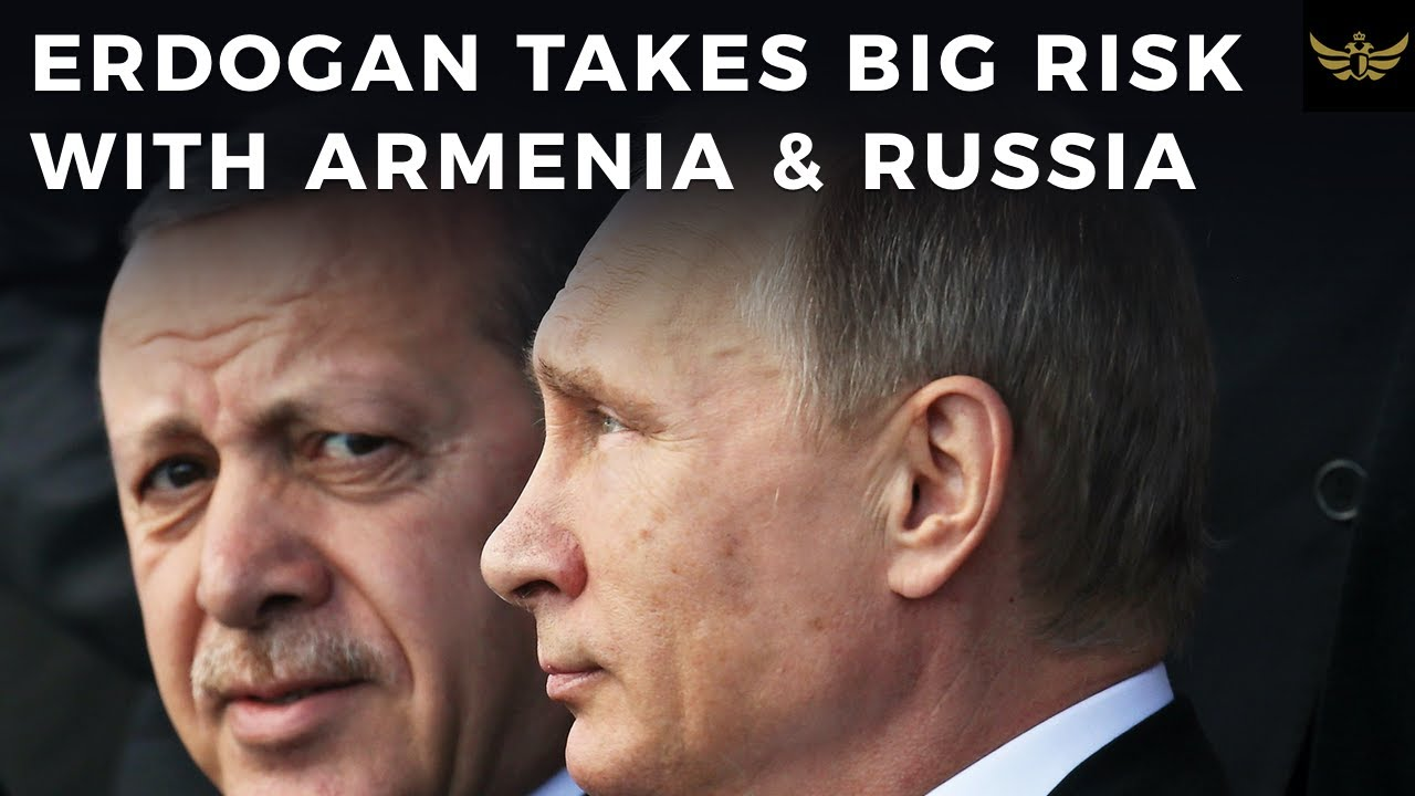 Erdogan risks everything in conflict with Armenia (and Russia) as world condemns Azerbaijan