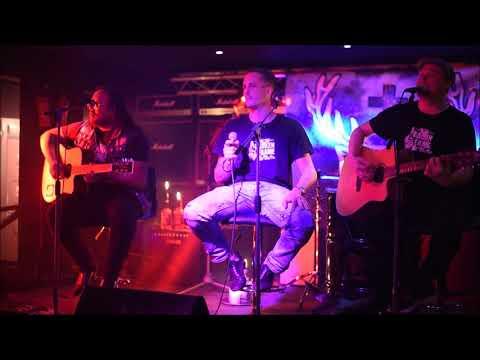 A Broken Frame mix Live unplugged at Pub Anchor 25 okt 2017