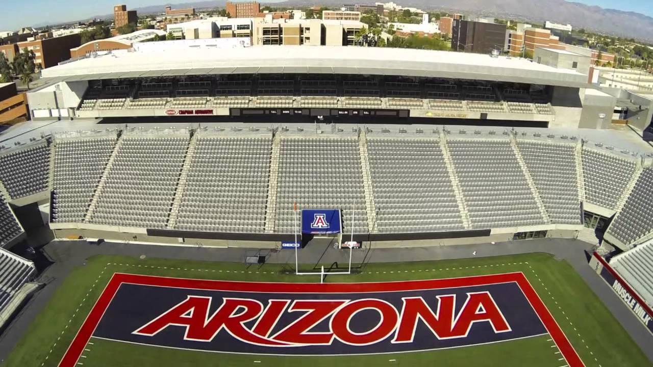 Football Premium Seating At Arizona Stadium