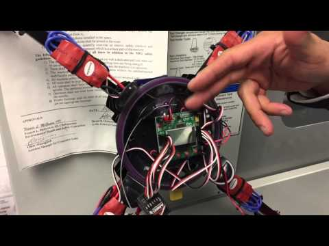 Open source hardware and software design for a quadcopter.