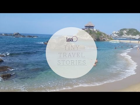 Tiny Travel Stories: Colombia