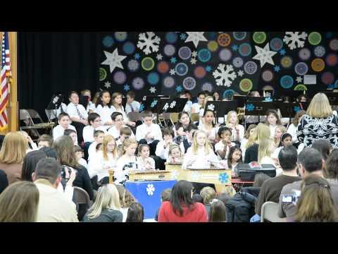 Shongum School Winter Concert 12.16.14 11of13
