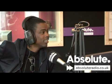 Chris Rock: his kids make him do the Madagascar voice