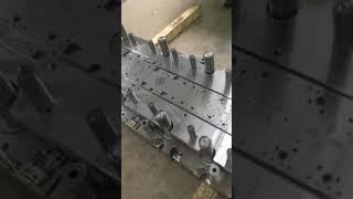 water pump lamination progressive die thumbnail