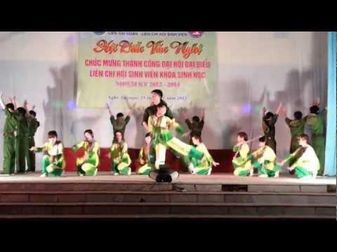 Linh thiêng Việt Nam 51b2khmt dh vinh