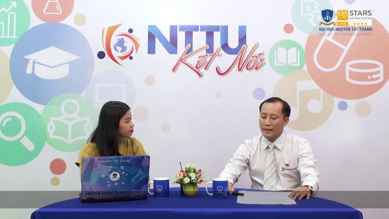 NTTU Kết Nối [số 39] Chủ đề: Tìm hiểu ngành Công nghệ Kỹ thuật Ô tô