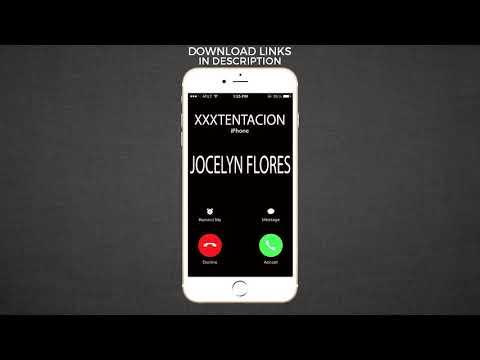 Latest iPhone Ringtone - Jocelyn Flores Marimba Remix Ringtone - XXXtentacion