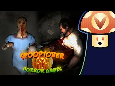 [Vinesauce] Vinny - Spooptober 2019: Horror Games Collection