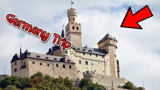 We went to an 800 year old CASTLE | Germany Vlog 2