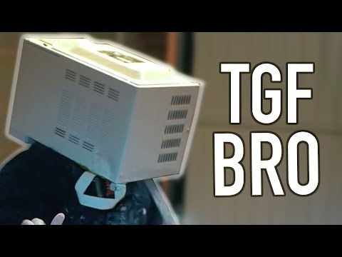Download Youtube: MAN CEMENTS HEAD IN MICROWAVE (TGFBro) (TWOTI)