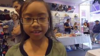 Maiah's 9th B-Day Party at Claire's |  Maiah & Avah - Show / VLOG - (Episode 6)