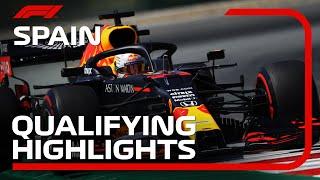 2020 Spanish Grand Prix: Qualifying Highlights