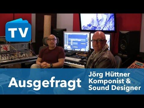 Ausgefragt - Jörg Hüttner Komponist und Sound Designer in LA