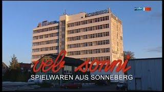 VEB sonni - Spielwaren aus Sonneberg DDR DOKU mdr 201o