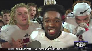 Mountain View upsets Brophy Prep 35-19 in 6A Round 1