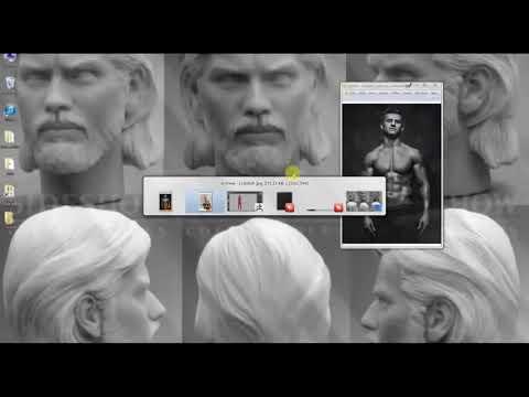 He man sculpt part 1