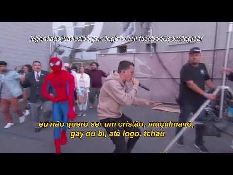 Logic - Black SpiderMan feat DLH (Legendado)