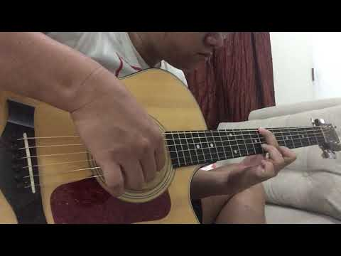 Kulihat Ibu Pertiwi/What a Friend in Jesus Accoustic Guitar Cover