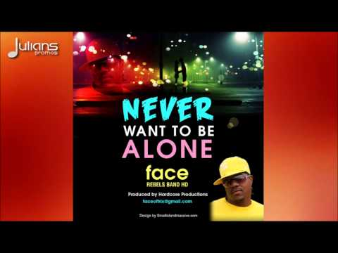"Rebels Band - Never Want To Be Alone ""2014 St. Eustatius (Statia)"""