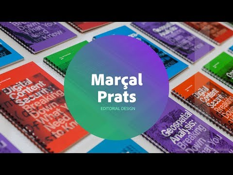 Live Editorial Design with Marçal Prats  2 of 3