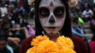 """""""La Catrina"""" Día de Muertos en Mexico"""