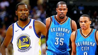 Kevin Durant Returning to Thunder? Will OKC Thunder Take Him Back? thumbnail