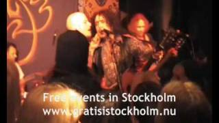 Electric Boys - Electrified - Live at Lilla Hotellbaren, Stockholm, 1(3)